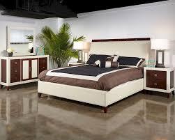 Bedroom Furniture Contemporary Modern Najarian Furniture Contemporary Bedroom Set Zeno Na Zebset
