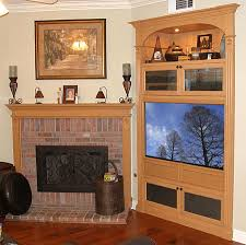 how to retrofit or modify your old entertainment center to