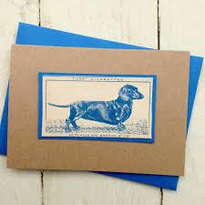 vintage cards vintage greeting cards for dog breeds d to g