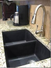 Granite Undermount Kitchen Sinks by Ecosus Granite Composite Kitchen Sink Single Bowl Undermount