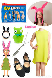 Family Guy Halloween Costumes by Best 25 Bobs Burgers Costume Ideas On Pinterest Tina Belcher