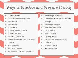 pattern practice games ways to practice and prepare melody kodaly corner