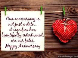 message to my husband on our wedding anniversary our anniversary is not just a date it signifies how beautifully