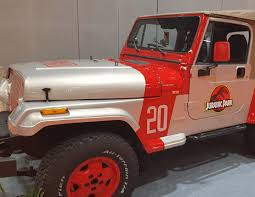 jurassic world jeep the jurassic park jeep will be at yorkshire cosplay con 2018