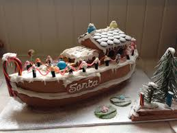 Gingerbread Boat Template gingerbread house gingerbread boat シ ging rbr 艱d h犹瞬犧 犧 シ