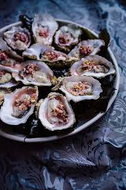 mignonette cuisine oysters with rhubarb mignonette who does the dishes