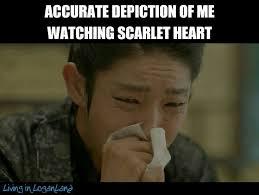 Lovers Meme - scarlet heart ryeo moon lovers season 2 k drama amino