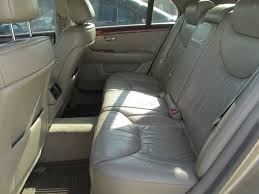 lexus ls430 leather seat covers 2001 lexus ls 430 4dr sedan sedan for sale in san antonio tx