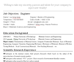 awesome science and engineering resume images resume samples