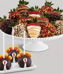 thanksgiving cake pops recipes