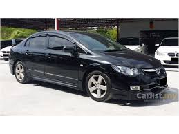 2008 honda civic honda civic 2008 s i vtec 1 8 in selangor automatic sedan black