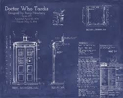 blueprints for the tardis blueprint pinterest tardis 10th