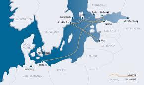 Bsh Baden Und Meer März Seereisenportal