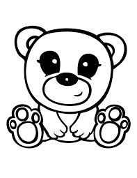 squinkies bear coloring u0026 coloring pages