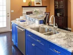 granite countertops ideas kitchen kitchen countertop ideas pictures hgtv