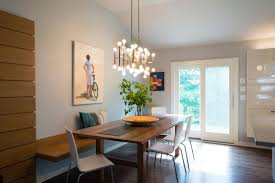 light fixture dining room interiors modern chandelier dining room collection with long light