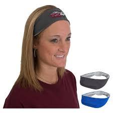 cooling headband branded apparel