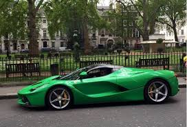 matte green maserati jay kay u0027s green laferrari cars cars