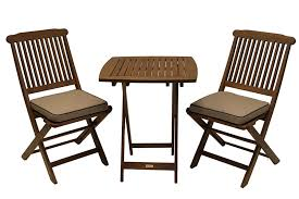 Small Patio Dining Sets Best Eucalyptus Hardwood Furniture Patio Sets In 2017 Teak