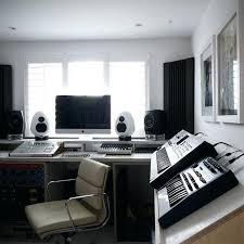 music studio desk music commander series recording studio