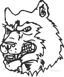 angry husky dog coloring page wecoloringpage