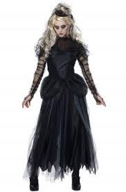 Gothic Halloween Costumes Girls Gothic Costumes Purecostumes