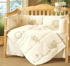 Beige Crib Bedding Set Decoration Beige Crib Bedding Set White Neutral Baby Room