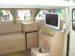 volkswagen concept van interior 147 best campervan interiors images on pinterest campervan