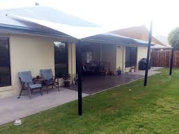 deck and patio shade sails