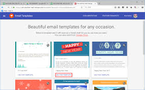 100 happy new year email template saas marketing 4
