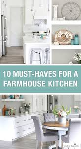 how to decorate a rustic kitchen farmhouse kitchen decorating ideas 10 easy farmhouse decor