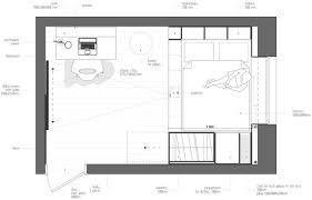 plan chambre enfant design interieur chambre ado fille design moderne pratique plan