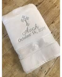 christening gift sale baptism towel christening towel baptism towels