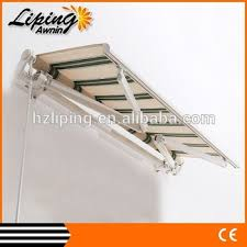 Awning Supply Factory Directly Supply Harga Polycarbonate Hand Crank Mechanism