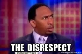 Stephen A Smith Memes - the disrespect stephen a smith again meme generator