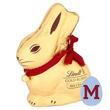 lindt easter bunny lindt gold bunny milk chocolate 200g from ocado