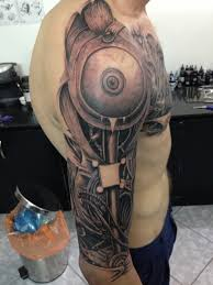 mechanic tattoos tattoo 3d biomechanical 2013 made in vietnam youtube