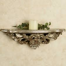 Decorative Shelves For Walls Decorative Wall Shelves Touch Of Class