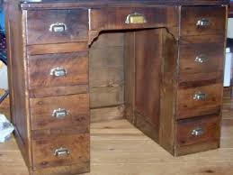 bureau ancien beau bureau ancien 9 tiroirs occasion grenade 31330 annonce