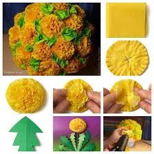 tissue paper flowers wonderful diy beautiful tissue paper flowers