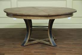 Rustic Oval Dining Table Reclaimed Wood Dining Room Table Radionigerialagos