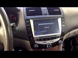 2003 honda accord radio for sale pioeneer intelligent 2003 2007 honda accord 6 8 inch touchscreen