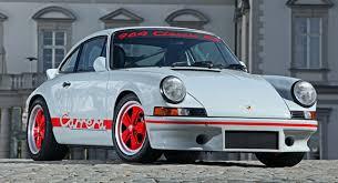 porsche 911 model kit kit transforms 1990s porsche 964 to 1973 911 rs
