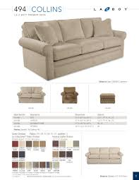 Paprika Sofa La Z Boy Collins Premier Sofa U2013 Ferguson Furniture