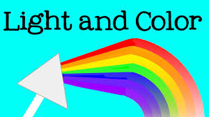 the science of light and color for kids rainbows and the