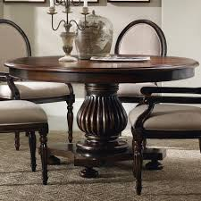eastridge round pedestal dining table by hooker furniture st