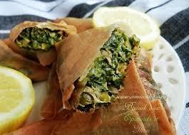soulef cuisine aux epinards et thon 1 amour de cuisine algerienne chez soulef