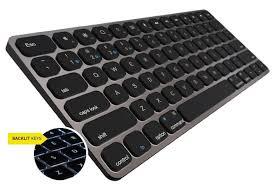 kanex multisync premium slim keyboard gadget flow