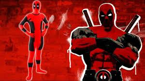 deadpool costume spirit halloween deadpool costumes and accessories youtube
