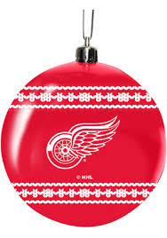 shop detroit wings ornaments
